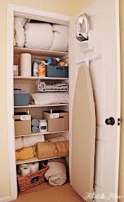 bathroom closet shelving ideas 15 tips and tricks for organizing your linen closet thegoodstuff