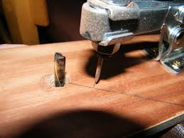 small circle cutting no centre hole router forums