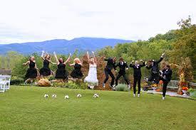 gatlinburg wedding packages for two gatlinburg wedding packages smoky mountain custom weddings