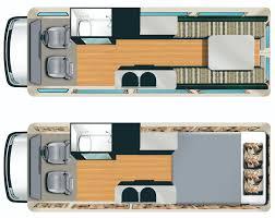 campervan rental in new zealand 2 berth camper