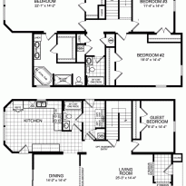 5 Bedroom Manufactured Home Floor Plans 5 Bedroom Floor Plans 5 Bedroom 3 1 2 Bath Floor Plans Crtable