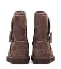ugg s meadow boots ugg meadow suede boots in brown lyst