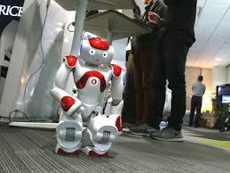 ibm robot care elderly live