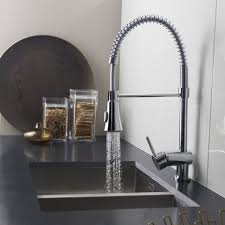 Air In Kitchen Faucet Faucet Design Upscale Kitchen Faucets Inspirational Faucet