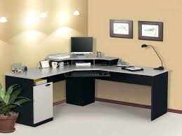 Small Clock For Desk Two Person Desk Home Office With Wall Clock Computer Desk Modern