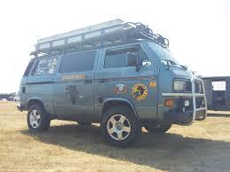 volkswagen syncro 4x4 t25 campervan crazy
