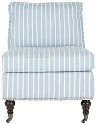 Blue And White Accent Chair by Mcr4584g Accent Chairs Furniture By Safavieh