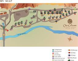 Nm Map Ojo Caliente Mineral Springs Resort U0026 Spa Rv Park 3 Photos Ojo