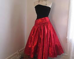 80s prom dress etsy