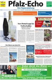 Vg Bad Bergzabern 3713 By Pfalz Echo Issuu