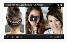 hairstyles youtube 10 cute girls hairstyles youtube tutorials you ll love
