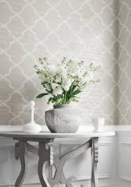 carolyn trellis u0027 wallpaper in grey from natural resource 2