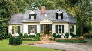 Curb Appeal Photos - charming cottage curb appeal makeover southern living