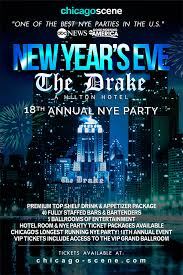 new years party package chicago new years party 2018 at the hotel