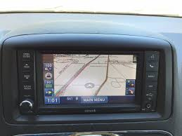 2011 2017 dodge grand caravan gps navigation rhr 730n radio
