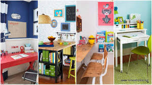 beautifully personalized homework stations for kids infusing