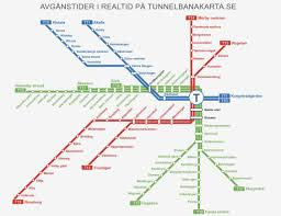 Berlin Metro Map by Stockholm Metro Map Stockholm Subway