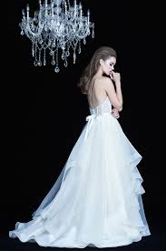 low v neck wedding dress style 4750 paloma blanca