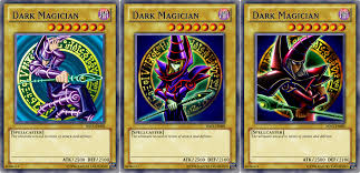 a new challenger has been summoned dark magician and dark