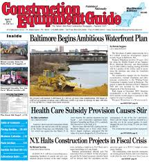 northeast 08 2010 by construction equipment guide issuu