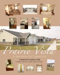 prairie vista duplex apartments city of larned ks
