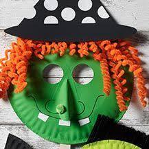 Preschool Halloween Craft Ideas - 20 diy halloween mask crafts for kids retelling monsters and