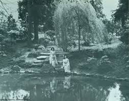 the fascinating history of the portland japanese garden