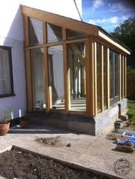 Garden Room Extension Ideas Oak Framed Gable End Extension веранда Pinterest Extensions