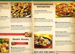 applebee u0027s menu chef tyler florence huge flavor ebay