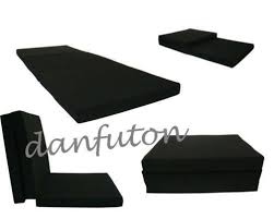 Tri Fold Futon Mattress Tri Fold Mat Ebay