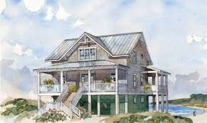 16 top photos ideas for coastal house plans on pilings new in