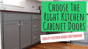 replacement kitchen cabinet doors nottingham how to choose the right kitchen cabinet doors in nottingham