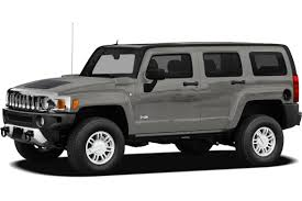 Hummer H3 Clearance Lights by 2007 Hummer H3 Overview Cars Com