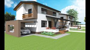 small two story house design model nc 24 70 55 sq m first