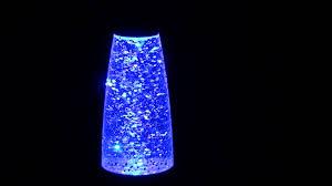 mglrgb mini glitter lamp closeup youtube