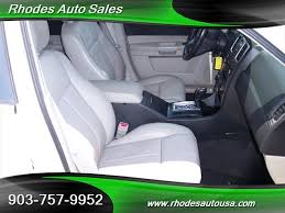 Upholstery Longview Tx 2006 Chrysler 300 Touring 4dr Sedan In Longview Tx Rhodes Auto Sales