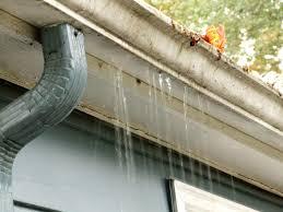 Gutterless Roofs Home Design Forum Roof Gutters U0026 Seal Tite