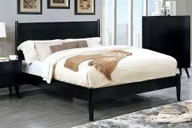 furniture of america lennart ii queen king bed cm7386bk oc