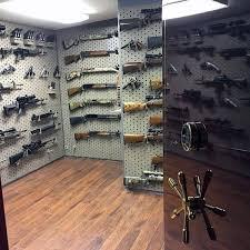 Gun Safe Bench Top 100 Best Gun Rooms The Firearm Blogthe Firearm Blog