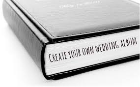 make wedding album create your own wedding album with sweet memory albums