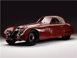 1938 alfa romeo 8c 2900 b le mans speciale touring concepts
