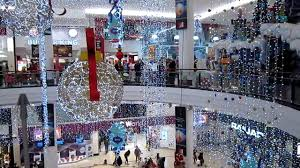 christmas decoration jervis shopping centre dublin 2012 youtube