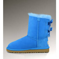 ugg bailey bow toddler sale ugg bailey bow blue sky clogs ugg australia polyvore