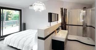 salle de bain dans la chambre chambre parentale avec salle de bain chambre parentale avec salle de