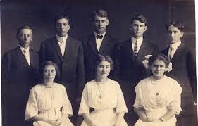 flint high 1910 graduating class