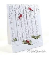 10 best tim holtz tree die cards images on tim holtz
