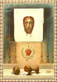 Chaplet Of The Holy Face Reparation To The Holy Face And The Blessed Sacrament Carmel