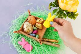 easter basket grass 3 creative ways to make your own grown up easter basket brit co
