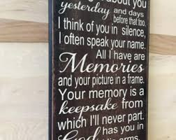 Home Decor Signs Sayings Butterfly Sign Butterflies Custom Wood Sign Memorial Sign