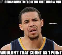 Javale Mcgee Memes - javale mcgee wouldn t that count as 1 point nba memes sports